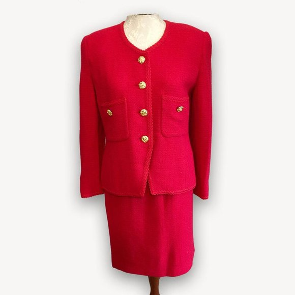 """****SOLD**** Vintage """"Little French Suit"""""""